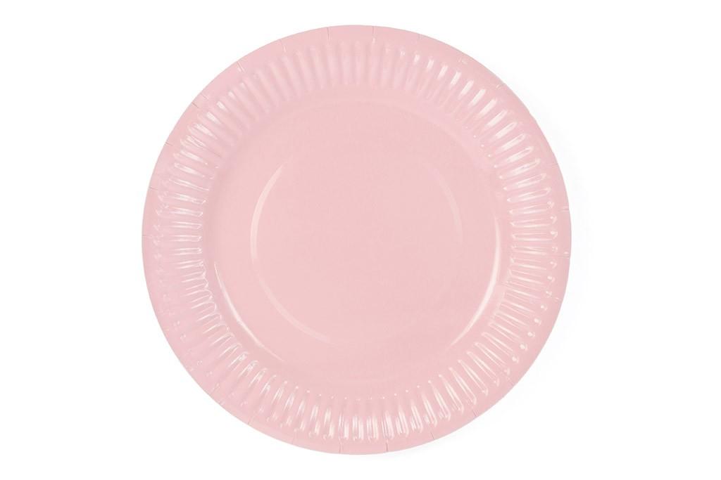 Tanjiri bebi roze 18cm - 6 kom