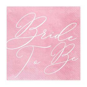 Salvete Bride to be 33cm - 20 kom