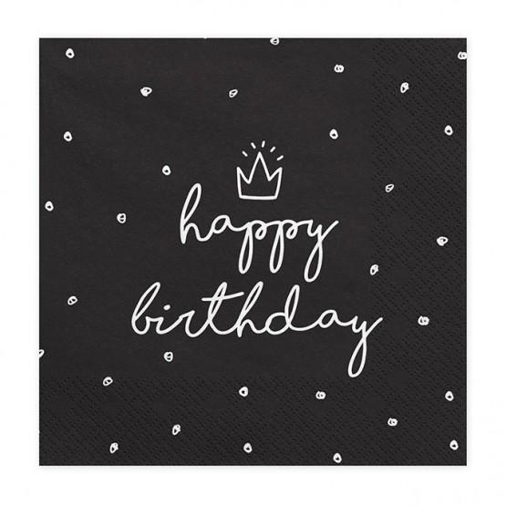 Salvete - Happy birthday 1/20