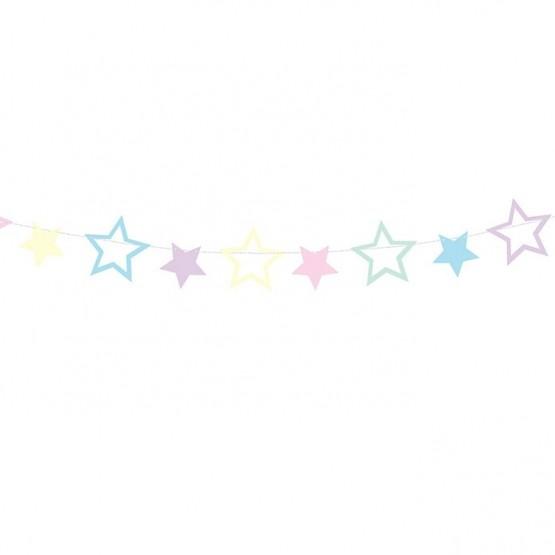Baner zvezdice - 140cm