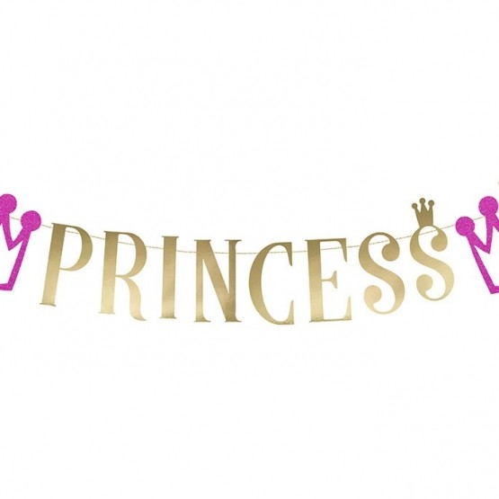 Baner Princess - 90cm