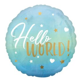 Hello world - 46cm