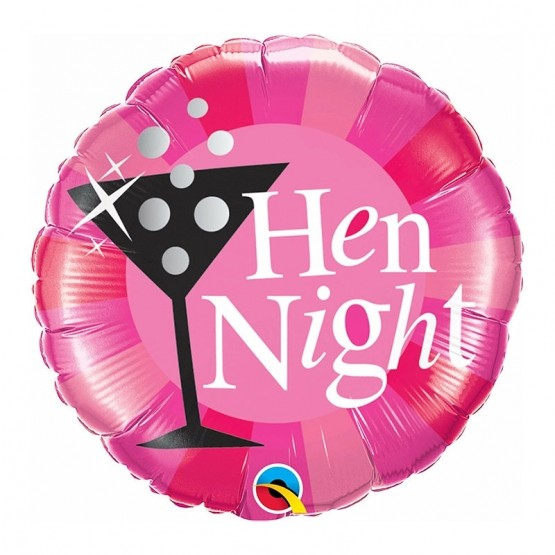 Hen night - 46cm