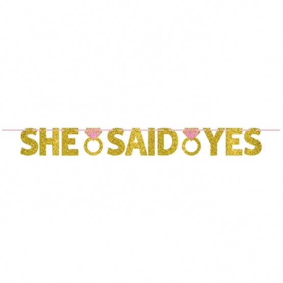 Baner - She said yes