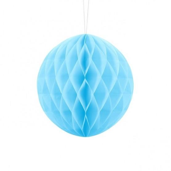 Honeycomb svetlo plavi - 20cm
