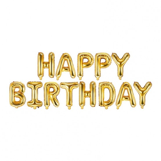 Happy birthday - 340cm