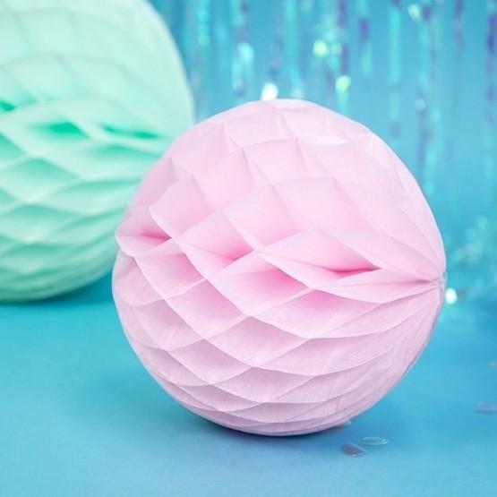 Honeycomb svetlo roze - 20cm