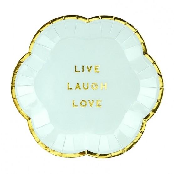 Tanjiri Live, laugh, love 13cm - 6 kom