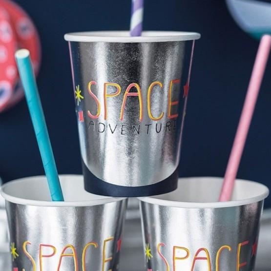 Čaše Space adventure 200ml - 6 kom