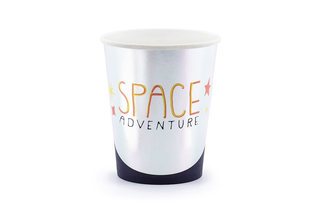Čaše Space adventure 200ml - 6 kom