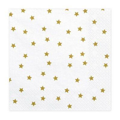Salvete Zvezdice 33cm - 20 kom