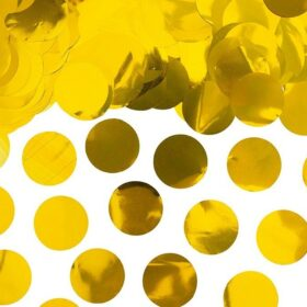 Folija konfete - zlatne