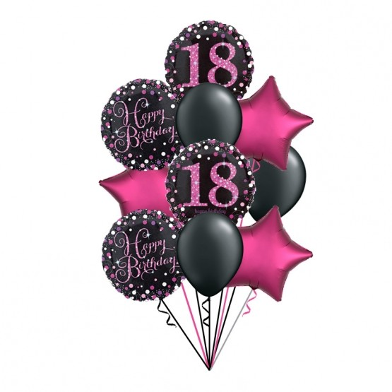 Rođendanski buket 10