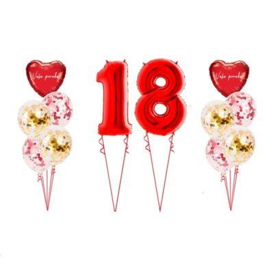 Dekoracija za 18. rodjendan 8