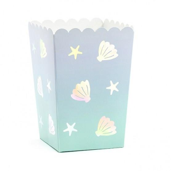 Kutije za kokice - 6 kom