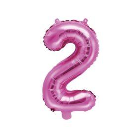 Broj 2 - 5 boja - 35cm
