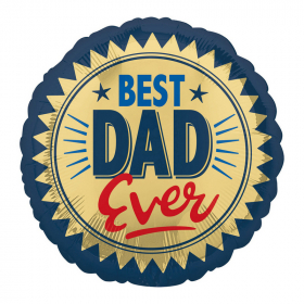 Best Dad Ever - 46cm