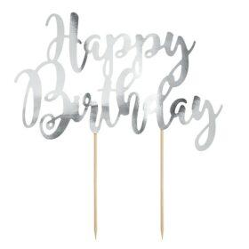Toper za tortu – Happy Birthday