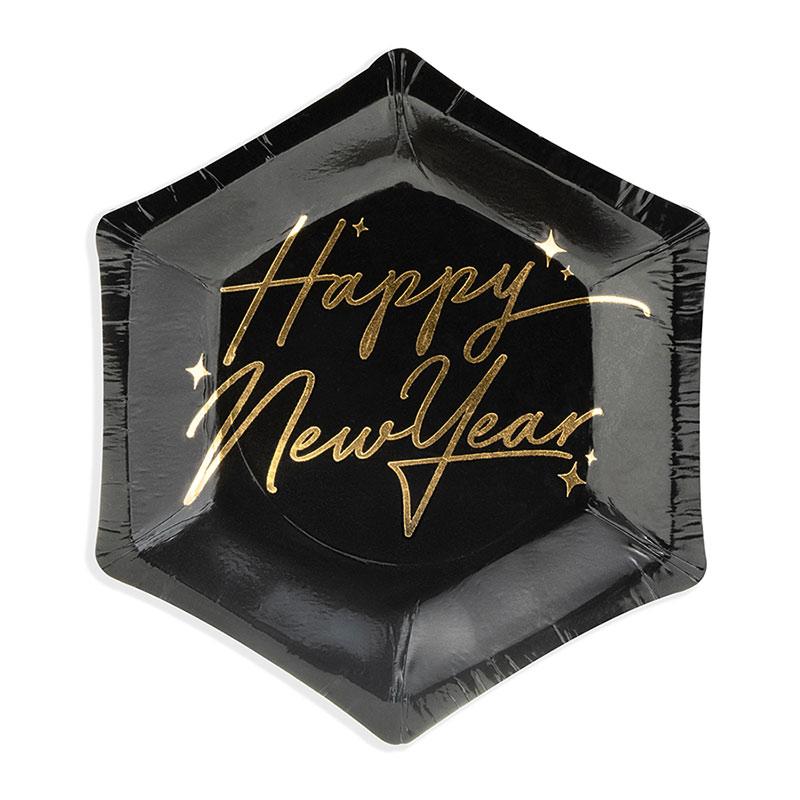 Tanjiri Happy New Year 12.5cm - 6 kom