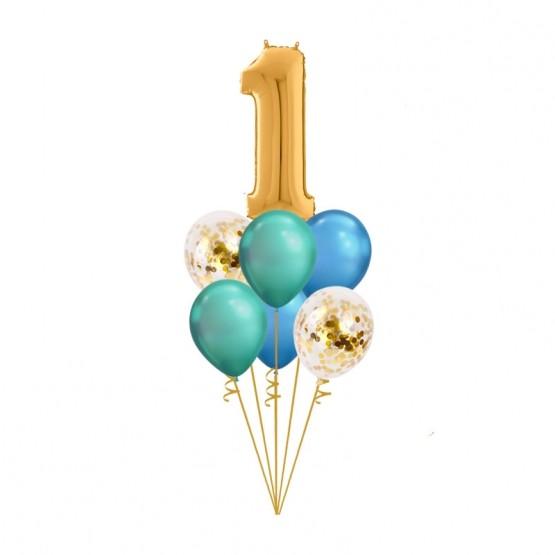 Buket za 1. rođendan 9