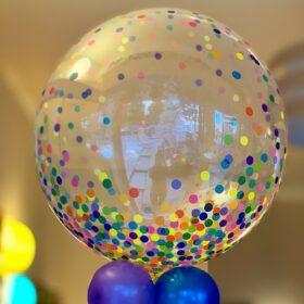 Bubble baloni