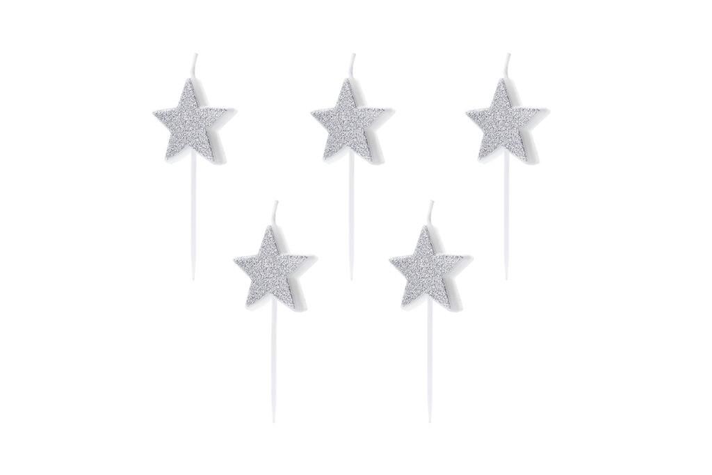 Svećice Zvezde - 5 kom