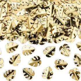 Stone konfete - zlatni listovi