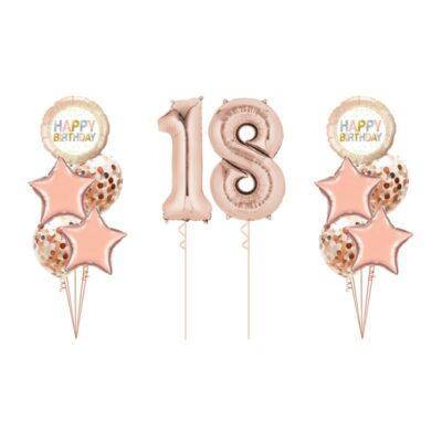 Dekoracija za 18. rodjendan 2
