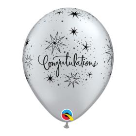 Congratulations - 3 boje - 28cm