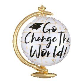 Go change the world - 58cm
