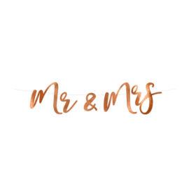 Baner Mr & Mrs - 68cm