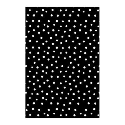 Ukrasni papir - bele tačkice