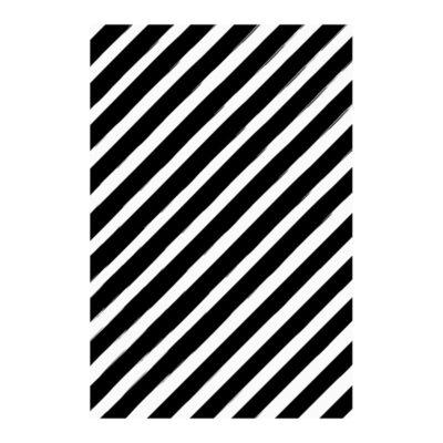 Ukrasni papir - crno bele linije