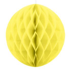 Honeycomb žuti - 40cm