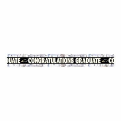 Baner Congratulations graduate - 274cm