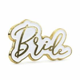 Bedž Bride - 3.5cm
