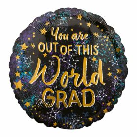 You are out of this world Grad - 46cm
