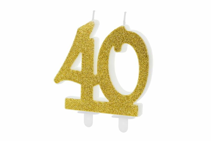 Svećica broj 40