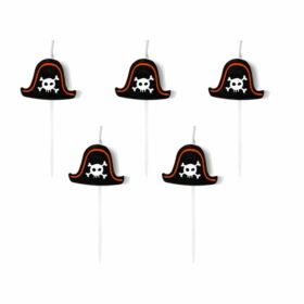 Svećice Pirati - 5 kom