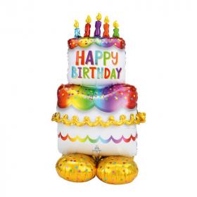 Happy Birthday - 134cm