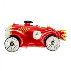 Crveni automobil - 93cm